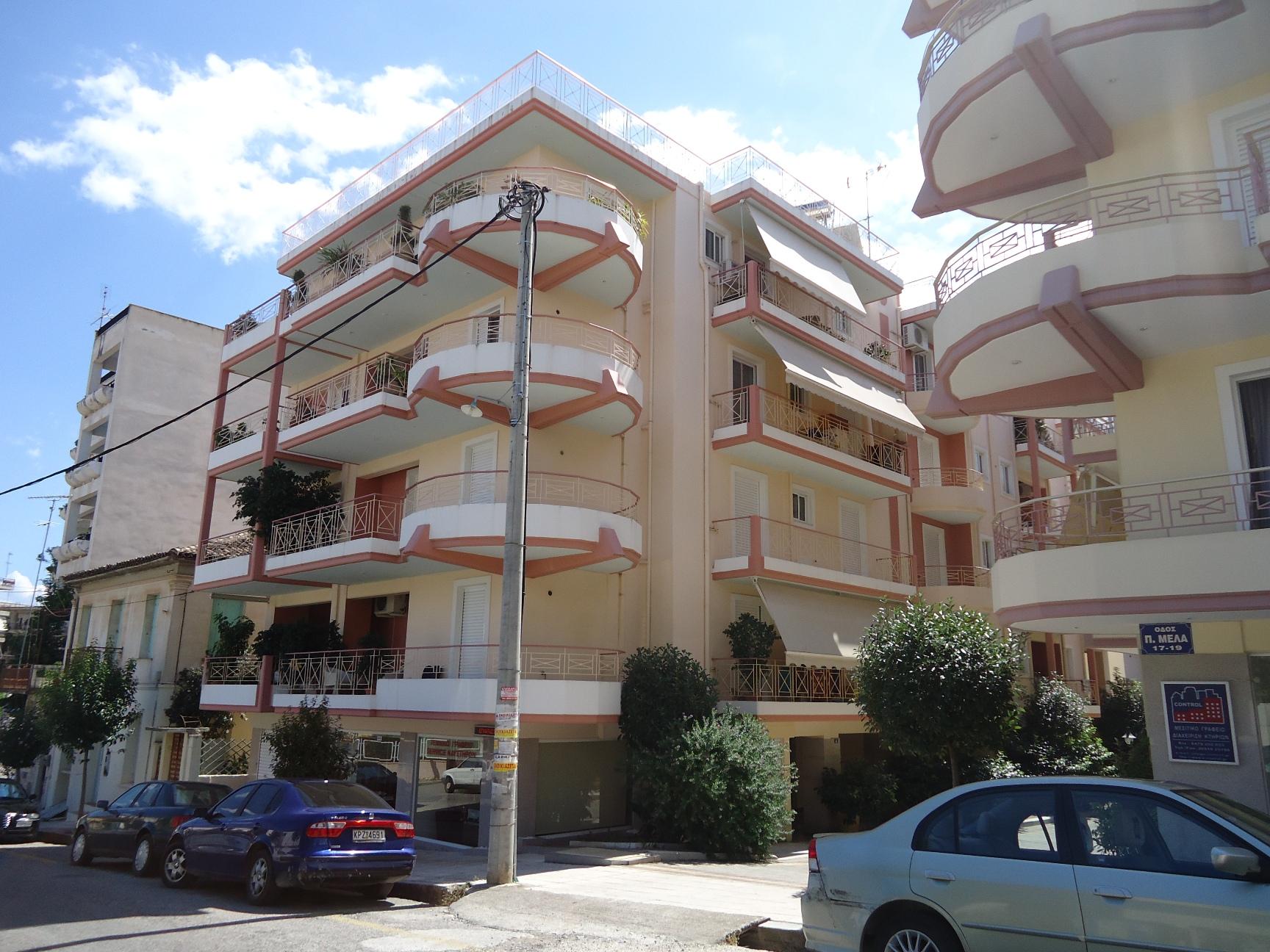 Παύλου Μελά 17-19 Κτίριο Α: Δυάρια 1ου, 2ου & 3ου  ορόφου, Α2, Β2 & Γ2