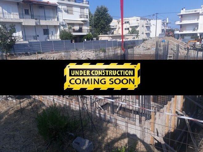 Οδός Πανουργιά & Μπενάκη (Αμπελόκηποι), Πάτρα: Νέο τριώροφο  κτίριο διαμερισμάτων  με θέσεις στάθμευσης   και αποθήκες.
